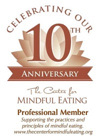 Mindful eating professional